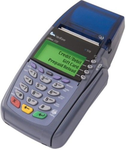 POS-терминал VeriFone Vx510 Ethernet